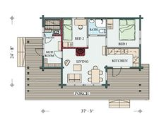 Small Log House Floor Plans | to articles log log home cabin floor plans southland log homes has log ...