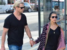 Chris Hemsworth & Elsa Pataky from Celeb Couples in Love! | E! Online