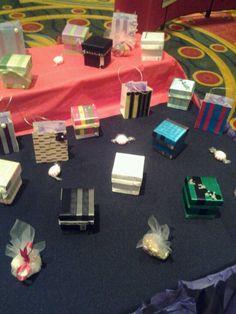 Bridal Show  (unique customized gift boxes)