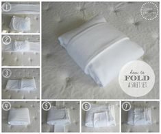 2 Ways To Store Your Sheet Sets So They Are All Together
