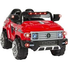2. Best Choice Products 12V Kids Ride on Truck Car