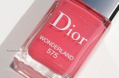 The Beauty Look Book: Dior Wonderland #575 Vernis Gel Shine Nail Lacquer