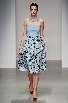Holly Fulton Fall 2014 RTW Collection