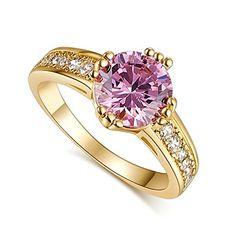 Empsoul Women's Yellow Gold 2.75ct Pink Topaz Wedding Lov... https://www.amazon.com/dp/B01KO4ZQK0/ref=cm_sw_r_pi_dp_x_pgOnyb4TFRPVD