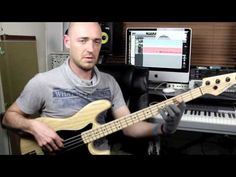 AWESOME Chromatic Bass Lick - Lesson with Scott Devine (L#73) - YouTube