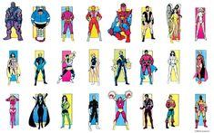 George Perez's Legion of Superheroes Superheroes Wallpaper, Comic Books Art, Comic Art, Book Art, Superhero Groups, Legion Of Superheroes, Brave And The Bold, George Perez, Damsel In Distress