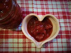 Μαρμελάδα φράουλα με στέβια!Δοκίμασε την! - Eva In Tasteland Stevia, Pudding, Sweets, Homemade, Cooking, Healthy, Tableware, Cake, Desserts