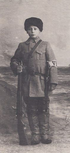 Onni Kokko, Finnish boy soldier, died in 1918 after battle of Tampere (wikipedia)
