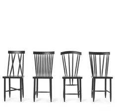 NOW AND THEN: New Windsor Chairs « Decor Arts Now
