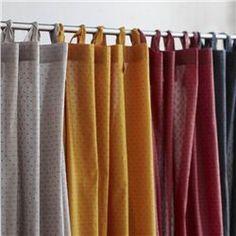 Organic Cotton Swiss Dot Shower Curtain, Bambeco. http://www.bambeco.com/Bathroom-Accessories/Coyuchi-Swiss-Dot-Shower-Curtain.asp#.UIIhgm_LTD0