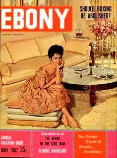 1962 Dorothy Dandridge, beautiful style throughout