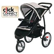 Graco FastAction Fold Jogger Click Connect - Pierce