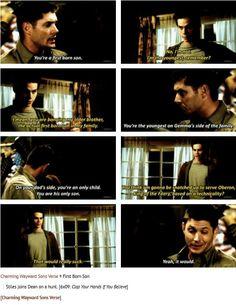 Teen Wolf & Supernatural │Stiles Stilinski & Dean Winchester