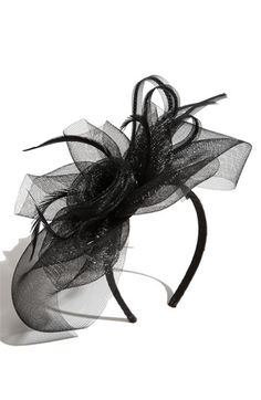 Cara Accessories 'Pinwheel' Fascinator Headband $58
