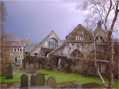 Heptonstall Church