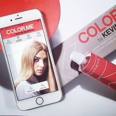 The @colormebykm app allows stylists to easily formulate COLOR.ME hair colour with the easy-to-use formula database and also create their own custom colour. Download it now by searching COLOR.ME BY KEVIN.MURPHY in the app store!