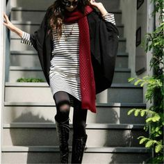 2012 Autumn Large Size Loose Batwing Sleeve Long Sleeve Shawls