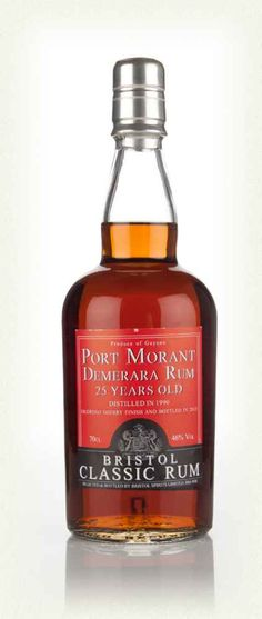 Port Morant 25 Year Old 1990 Oloroso Sherry Cask Finish (Bristol Spirits)