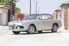 1959 ALFA ROMEO 1900C SUPER SPRINT COUPE