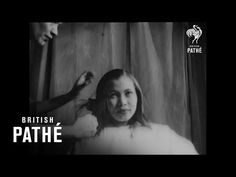 Life Before GHD Hair Straighteners! (1948 Straightening Tutorial for Black Women's Hair) - YouTube