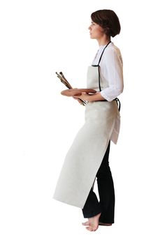 Apron - Full And Long