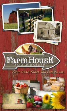 Welcome to FarmHouse Cafe & Bakery