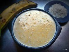 Receta de mazamorra de plátano maduro por Patry Lora. La Mazamorra de Plátano maduro es un plato típ