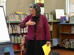 Dr. Anita Archer demonstrates explicit vocabulary instruction using read alouds.