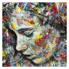 Les peintures murales de David Walker ! | HouHouHaHa
