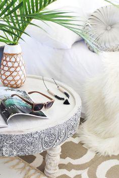 Тропические мотивы для вашей квартиры. Топ-10 модных идей интерьер,колоритный интерьер,тропические мотивы в интерьере,тропический стиль,яркие идеи для интерьера