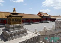Verbotene Stadt (Forbidden City) in Beijing, China