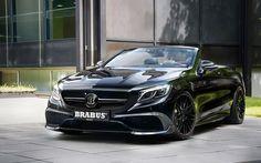 Når Brabus begynder at pille ved en Mercedes, er det ikke for sjov. Og det demonstrerer de nu endnu en gang med Brabus 850 6.0 Biturbo Cabrio, der er verdens hurtigste firepersoners cabriolet.