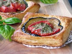 Thibeault's Table: Search results for Eggplant, tomato pesto puff pastry