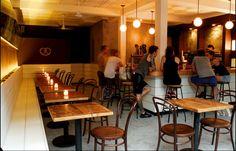 Sigmund's Bar in East Village MENU