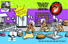 Blog about Dogs. Cleaning 101 For Dog Owners and All Natural Treat Recipes