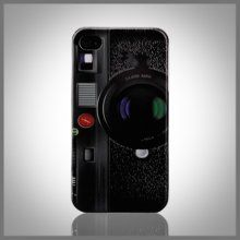 Apple Iphone 4 CellXpressions Camera Hard Case Cover $12