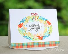 Nutty over You: SSS, yes, Virginia, flower sketch , wreath