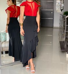 Classy Outfits, Beautiful Outfits, Skirt Outfits, Dress Skirt, Spanish Dress, Girl Fashion, Fashion Dresses, African Maxi Dresses, Dress Indian Style