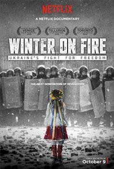 "A pensadora: Comentando sobre ""Winter on Fire"""