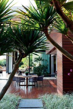 Um pavilhão dedicado aos bons momentos (Foto: Filippo Bamberghi)