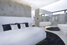 Moderné spálne inspirace - Rodinný dům, Brno | FAVI.sk