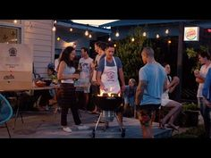 Burger King backyard - YouTube