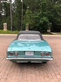 1965 chevrolet corvair monza convertible: 8 of 35 | corvair