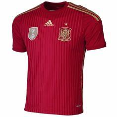 Adidas FEF Home Jersey Adidas Spain soccer jersey MEDIUM FIFA World Cup  Jersey  11a87a8ee51