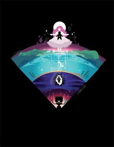 Hello! I entered this design in the welovefine Steven Universe t-shirt contest! Once voting starts, if you'd like this on a shirt please head over there an vote! Link here:community.wel...