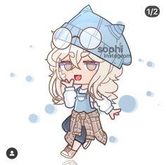 Drawing Anime Clothes, Manga Clothes, Cute Art Styles, Cartoon Art Styles, Cute Anime Character, Character Outfits, Character Creator, Character Design, Kawaii Drawings