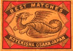 Hendler Collection Match Labels