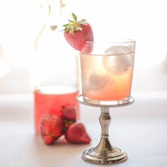 """Preserve bountiful summer fruits by making intensely flavored fruit syrups called """"shrubs.""""  Shrub is the predecessor of modern soda syrup."""