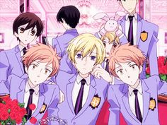 The Host Club - Ouran High School Host Club Photo (33131345) - Fanpop