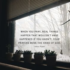 Love this and how encouraging to have this gentle reminder that God hears our prayers and works in our behalf.❤️
